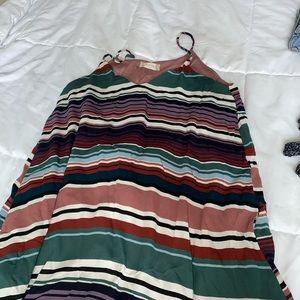 Altard State Striped Dress